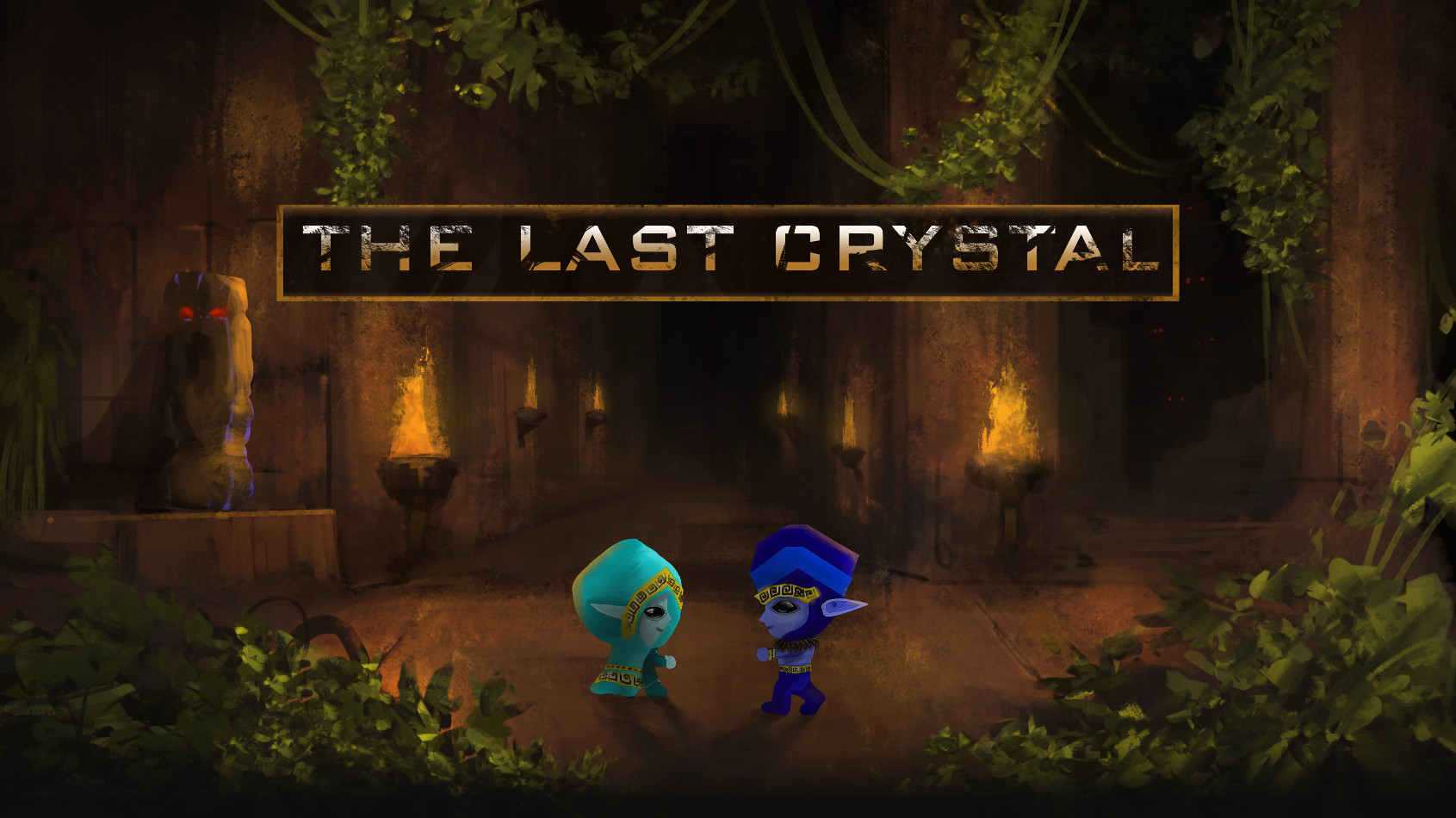 The Last Crystal
